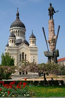 Avram Iancu Chiesa Cluj